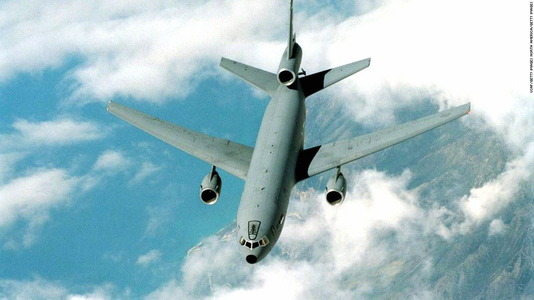 US official: Russia apologized for jet barrel roll over US plane