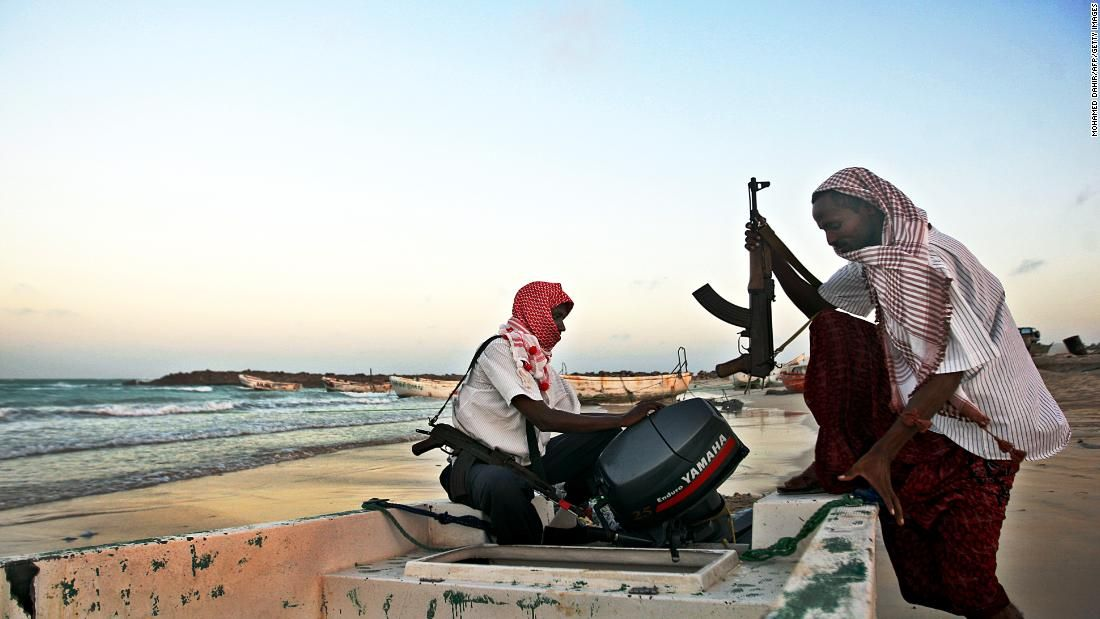 Piracy threat returns to African waters