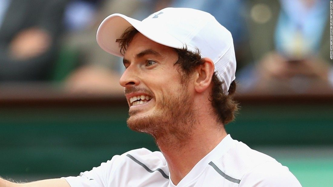 Andy Murray: 'French Open fans are tough on the players'