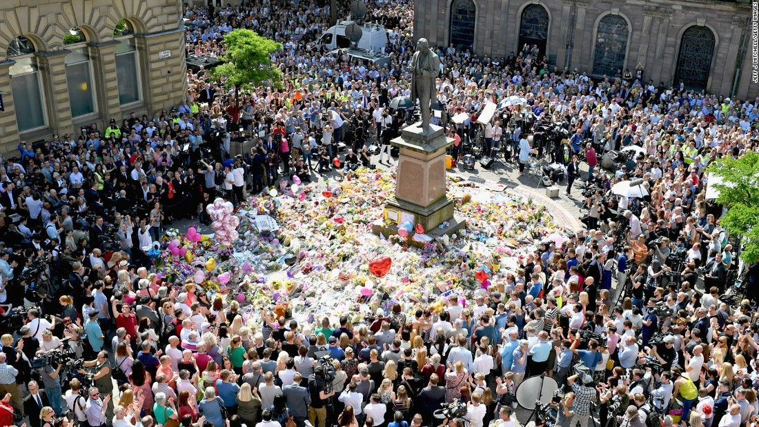 How to help victims of the Manchester attack