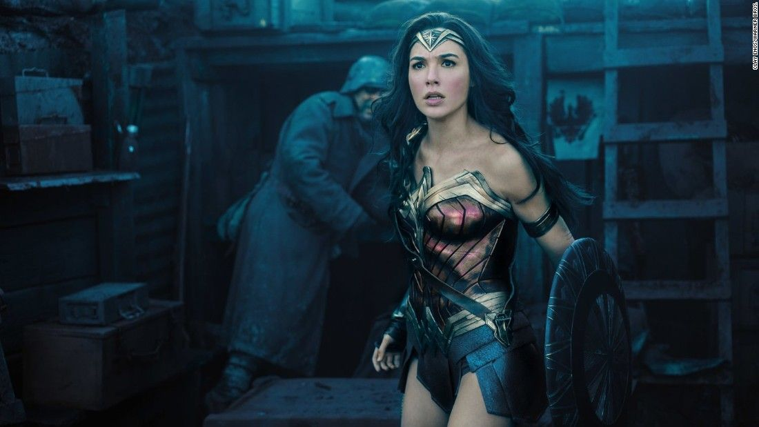 'Wonder Woman' sequel gets a release date