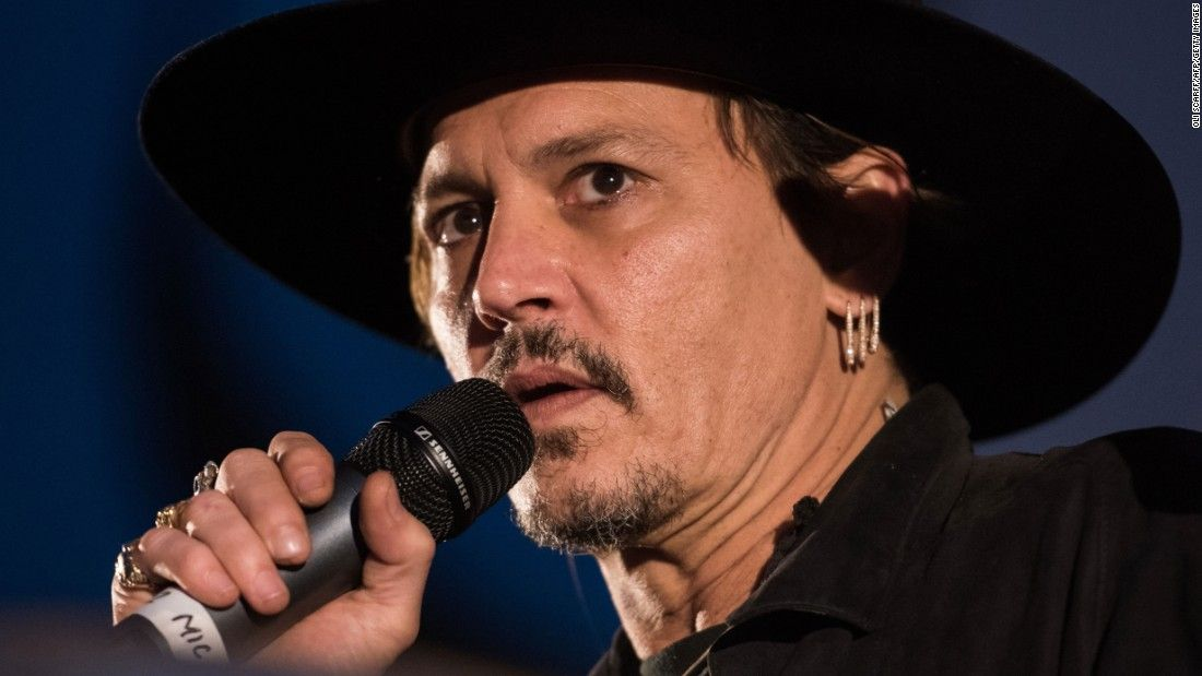 Johnny Depp's 'threat' remark was stupid -- and protected -- speech