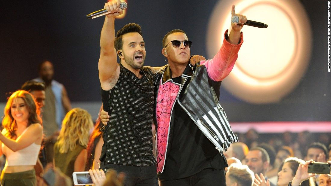 'Despacito' singers condemn use of song by Venezuelan government