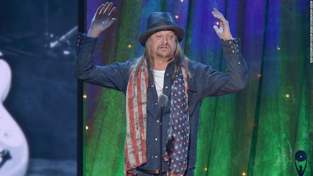 Kid Rock creating non-profit to promote voter registration