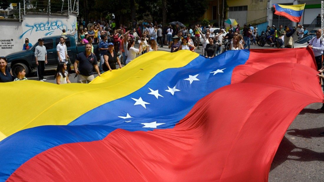 Venezuela's opposition party calls for strike - CNN Video