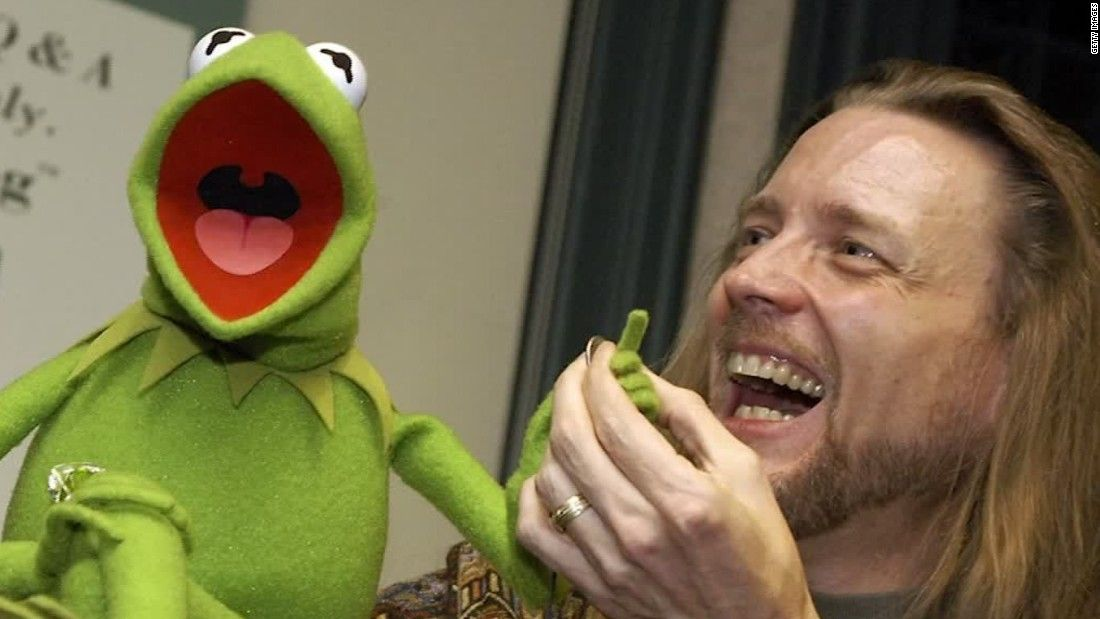 Fired Kermit the Frog puppeteer speaks to CNN