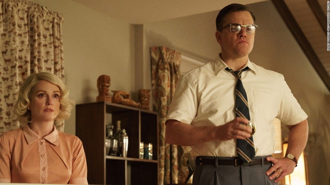 Matt Damon is full-on '50s dad in George Clooney's 'Suburbicon'