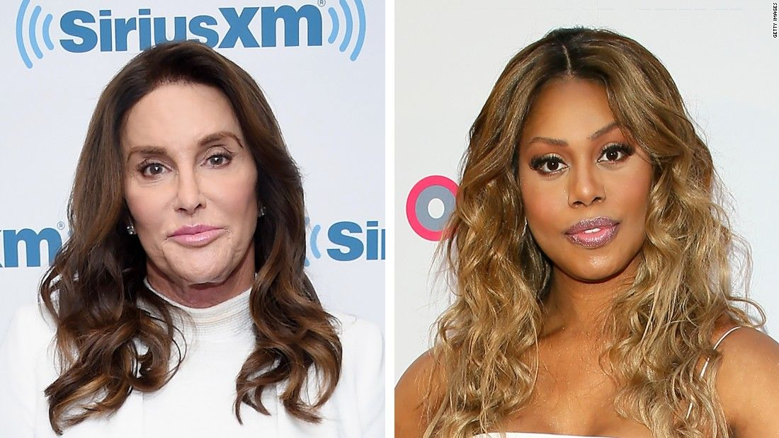 What transgender celebrities say about Trump's transgender military ban