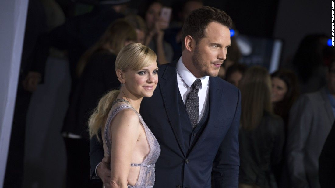 What Anna Faris said about Chris Pratt in an interview before split