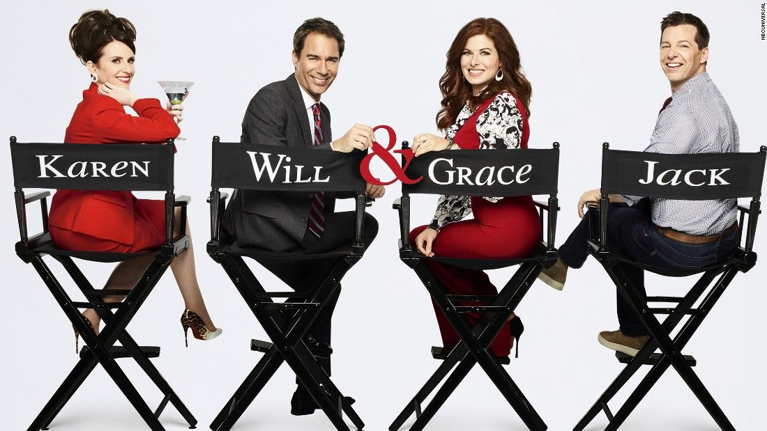 You can now binge-watch 'Will & Grace'