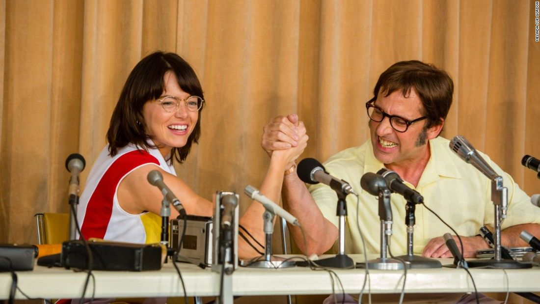 'Battle of the Sexes' is sadly still relevant