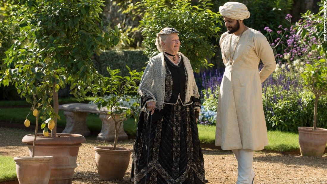 'Victoria & Abdul' goes skin-deep on great story