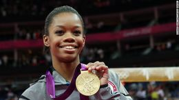 Gold For American Women Gymnasts Gabby Douglas Nude and Porn Pictures