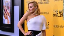 Margot Robbie lied to her family about her 'Wolf of Wall Street' nude