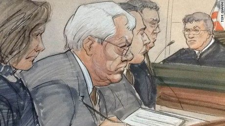Dennis Hastert gets 15 months in prison in hush money case - CNN