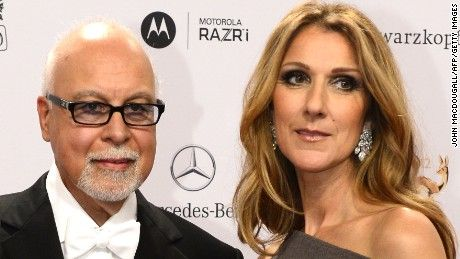 Céline Dion: 'I lost the love of my life'
