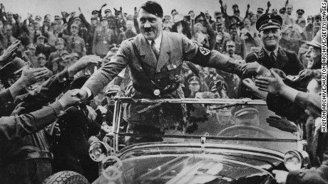 Hitler's 'clever act of self-promotion'?