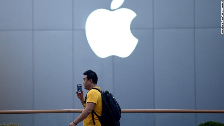 China turns up the heat on Apple