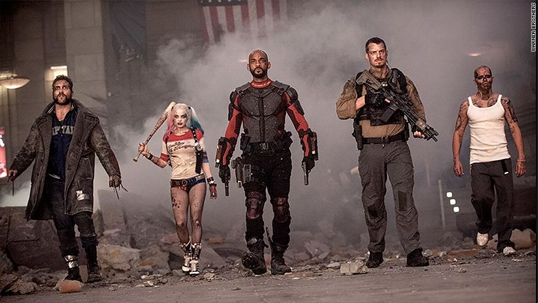 Can 'Suicide Squad' save Warner Bros.?