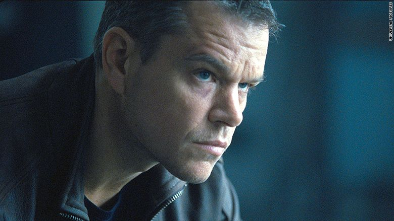 Matt Damon returns to 'Jason Bourne'