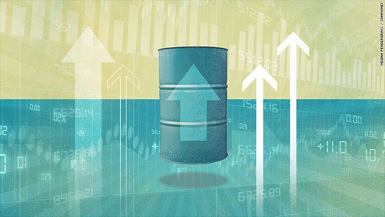 Oil prices have doubled in a year. Here's why