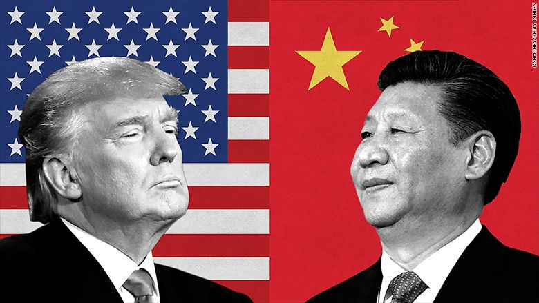 Why is Trump backing off his China threats?