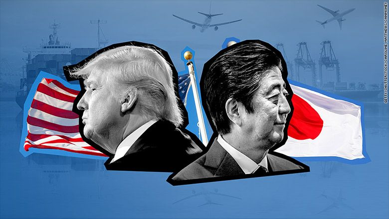 Trump meets Abe: A $268 billion relationship