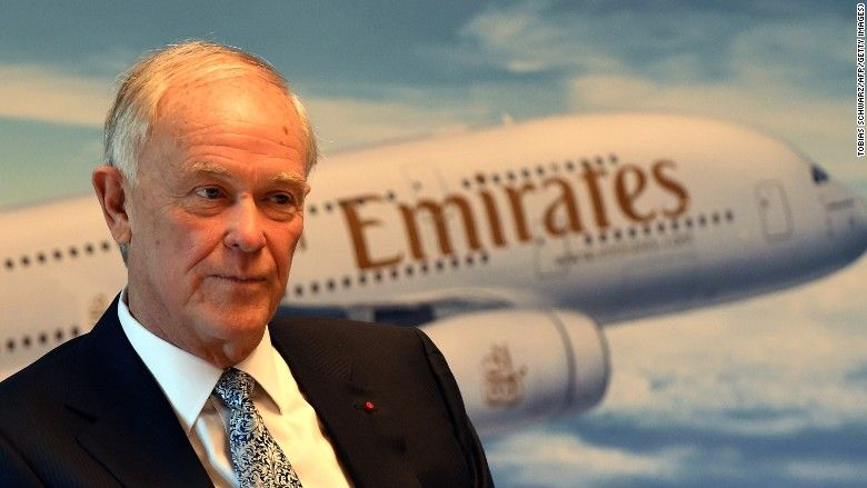 Emirates boss on United: I would have quit