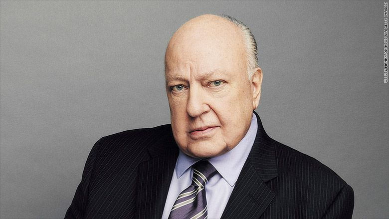 Roger Ailes, who built Fox News into a powerhouse, dies