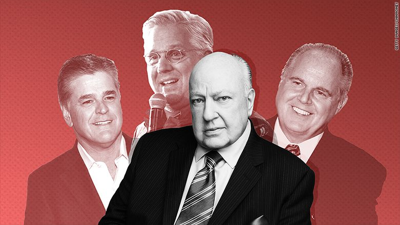 Roger Ailes and the creation of the conservative media celebrity