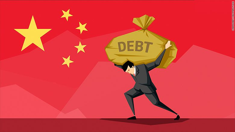 China has a huge debt problem. How bad is it?