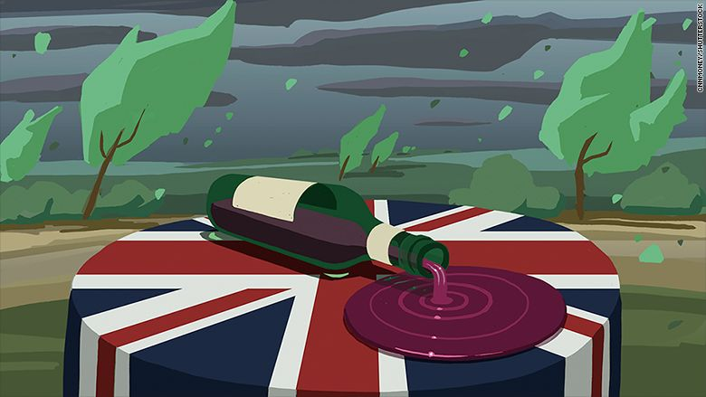 Brits to drink 28% less wine after Brexit