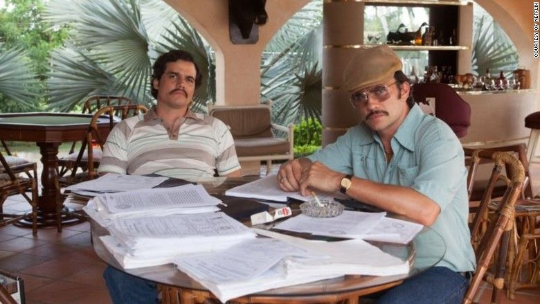 Killing of 'Narcos' scout resurfaces Escobar trademark feud