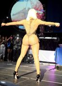 Nicki Minaj  Stars in nude catsuits gallery  Digital Spy
