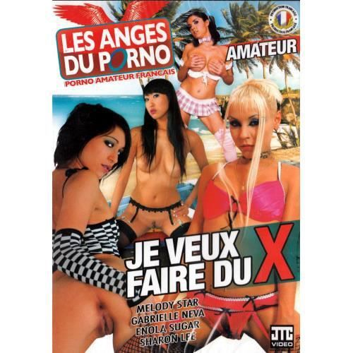 Les Anges Du Porno Sharon Lee Je Veux Faire Du X
