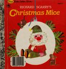 Book NN  Richard Scarry's Christmas Mice (1965) (goldengems) rar (3
