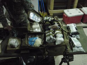 Zombie Squad • View topic - Doc Simon's Tactical Medical Setup