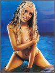Aguilera 04 Nackt Maxim Playboy Nude W Background  Christina Aguilera