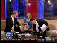 TV Anchor Babes: Gretchen Carlson Upskirt This Morning