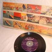 Antiques :: 1948 Little Toot Walt Disney Melody Time Picture By