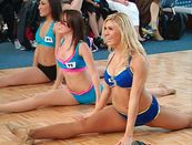 Making The Team: The Dallas Cowboys Cheerleaders FTW