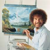 Bob-ross.jpg Picture By Cle424 - Photobucket