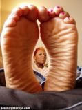 Wrinkled Soles Image  Wrinkled Soles Picture, Graphic, & Photo