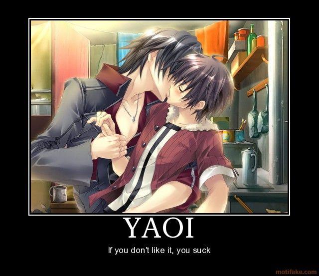 Yaoi Boy