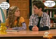 Finally, some Seddie in season 2