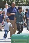 In frightening news, Usher 's 5yearold son Usher V is now in the