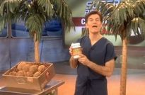 What does Dr  Oz Say about the Benefits of Coconut Oil for the Skin?