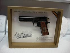 Antique Colt 45 Image  Antique Colt 45 Picture, Graphic, & Photo
