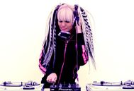DJ Helly Mae Hellfire Rockstars On Mars Photo by xxstarlotusxx