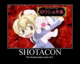 Shotacon Image  Shotacon Graphic Code